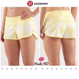 Lululemon Run Speed Short
